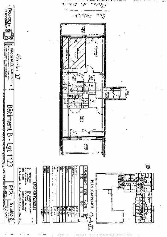 Appartement à louer 3 65.85m2 à Nancy vignette-3