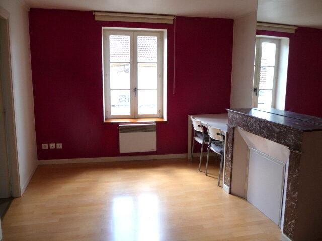 Appartement à louer 2 30m2 à Nancy vignette-1