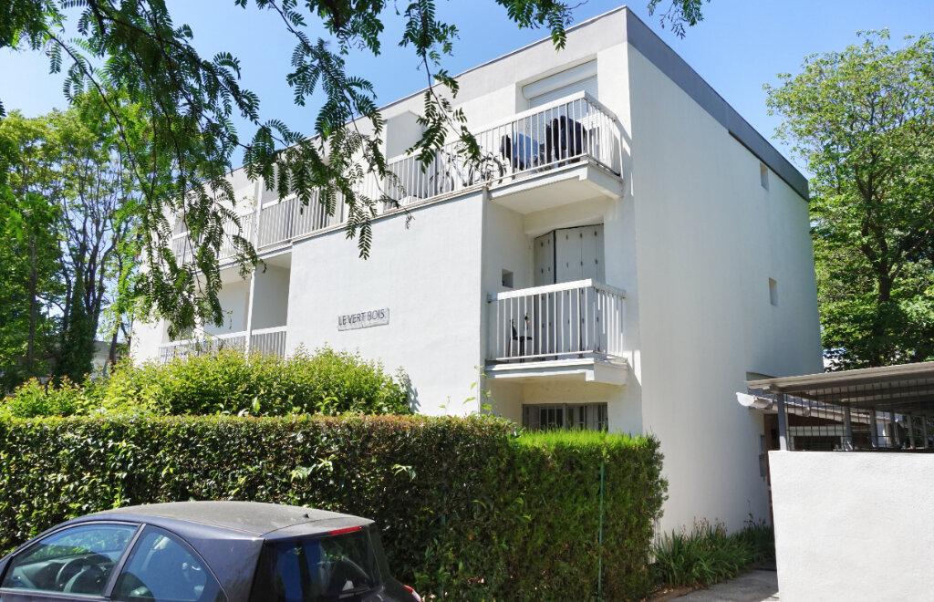 Appartement à louer 1 21.6m2 à Montpellier vignette-1