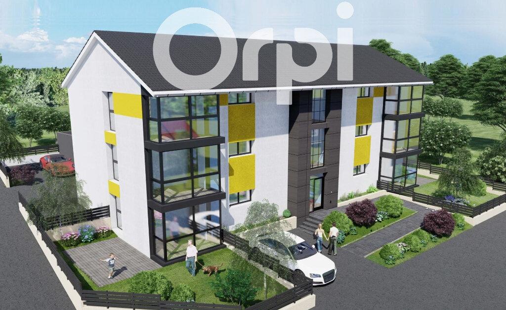 Appartement à vendre 3 84m2 à Audun-le-Tiche vignette-2