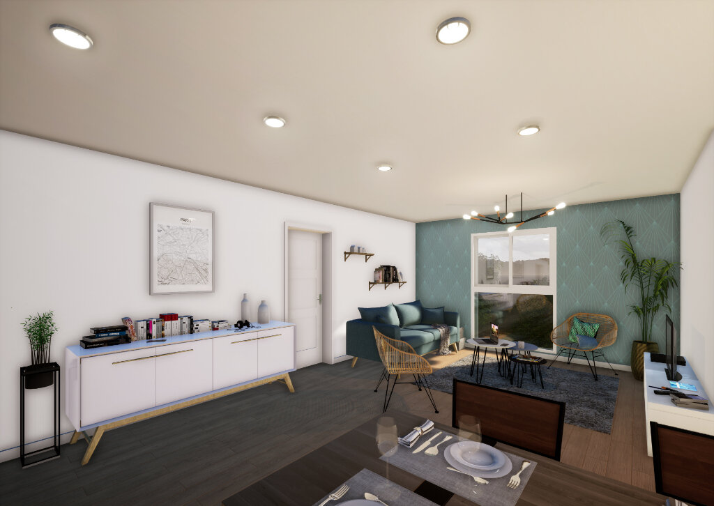 Appartement à vendre 3 84m2 à Audun-le-Tiche vignette-5