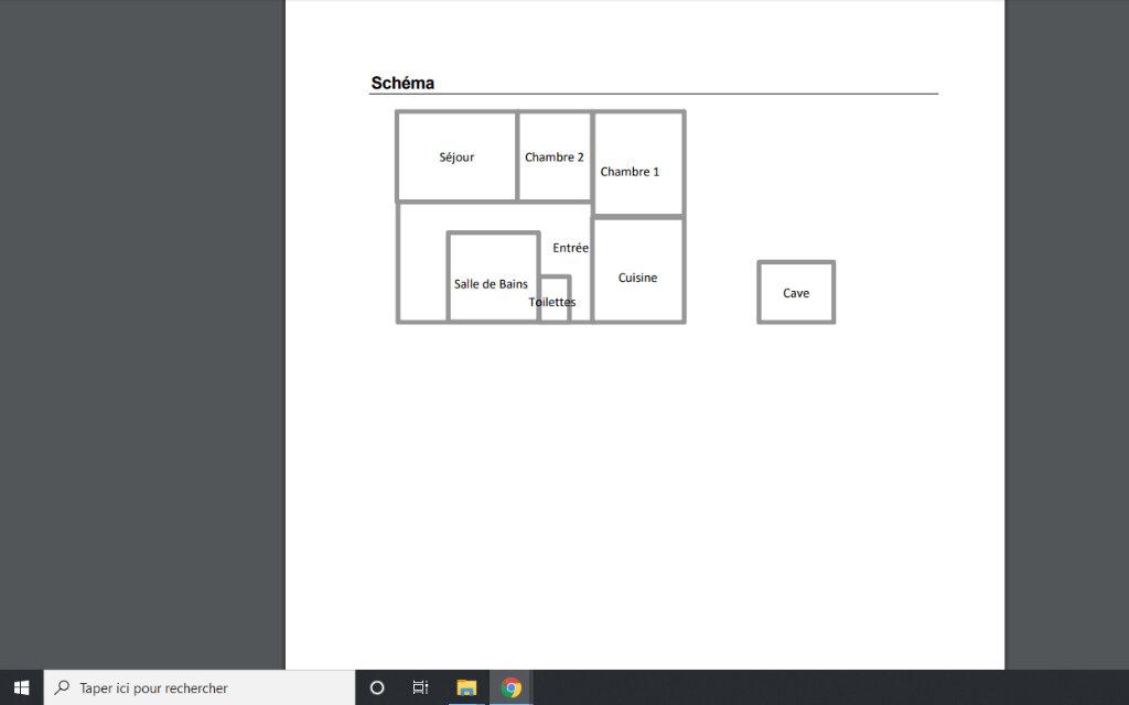 Appartement à vendre 3 71.97m2 à Villeurbanne vignette-3