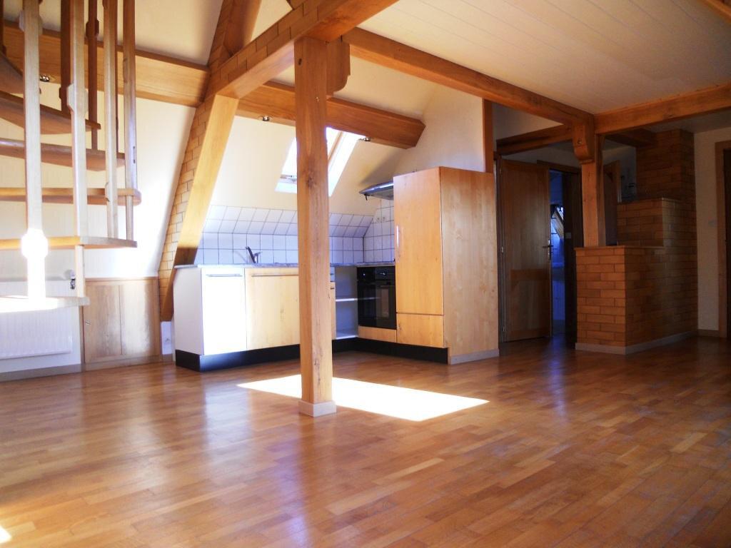 Appartement à louer 3 42m2 à Gottenhouse vignette-1