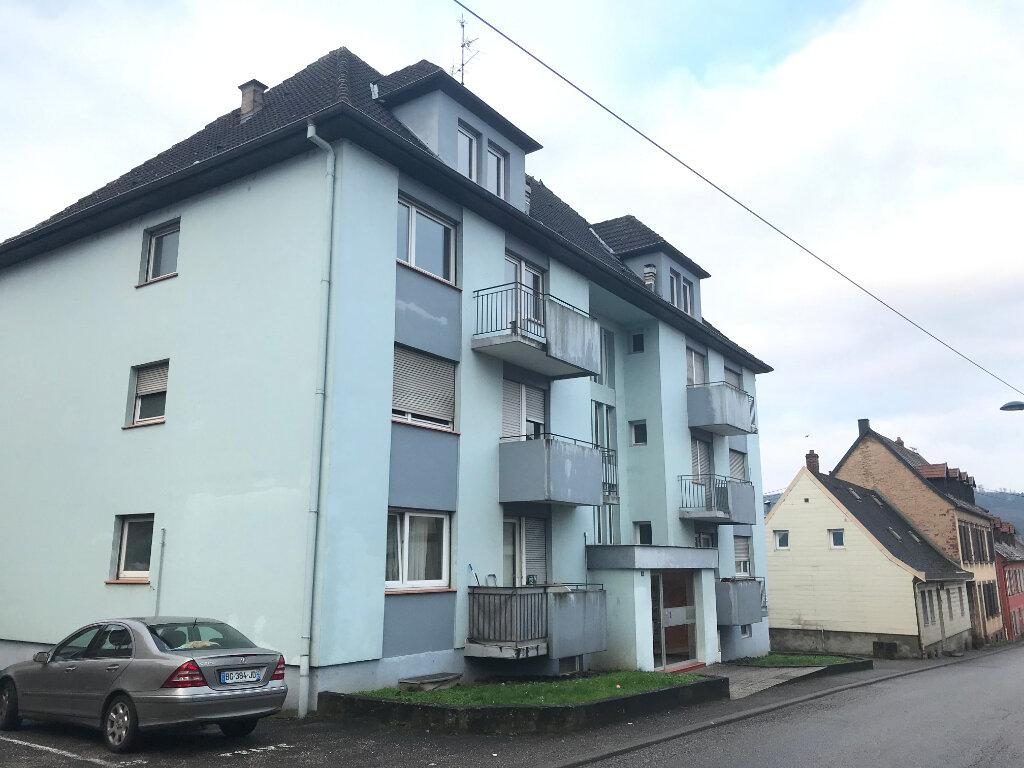 Appartement à louer 1 27m2 à Saverne vignette-1