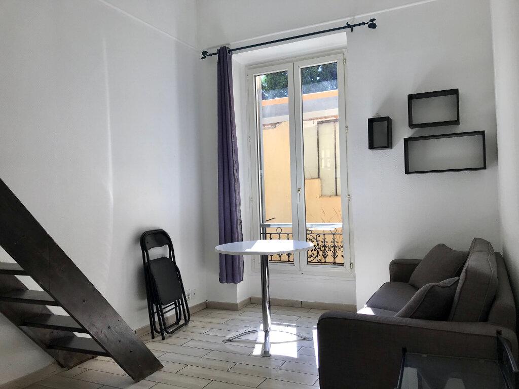 Appartement à louer 1 18.12m2 à Nice vignette-1