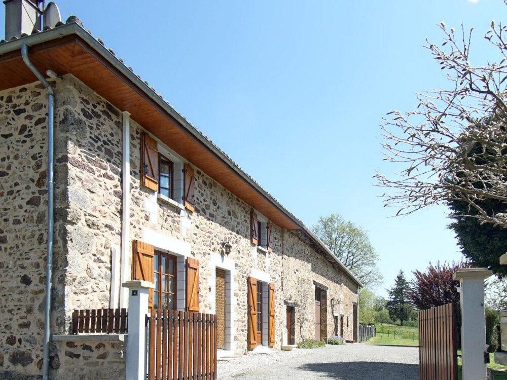 Maison à vendre 5 140m2 à Chéronnac vignette-1