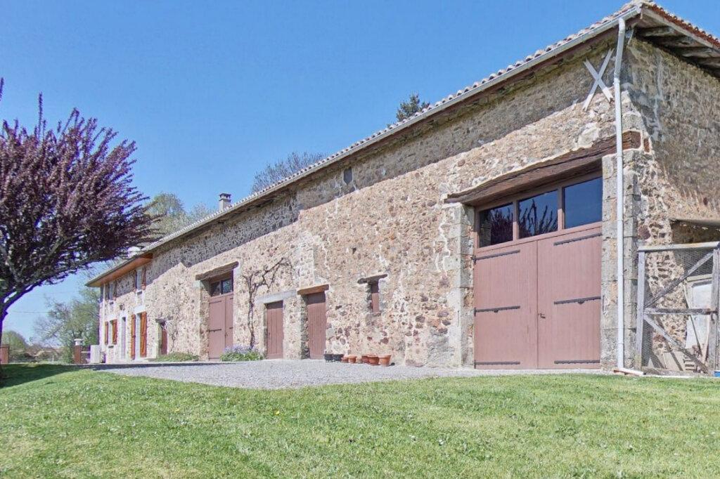 Maison à vendre 5 140m2 à Chéronnac vignette-11