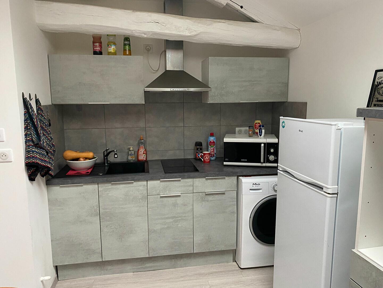 Appartement à louer 1 22m2 à Saint-Junien vignette-2
