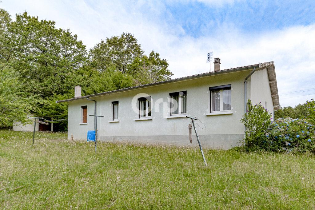 Maison à vendre 4 90m2 à Chassenon vignette-11