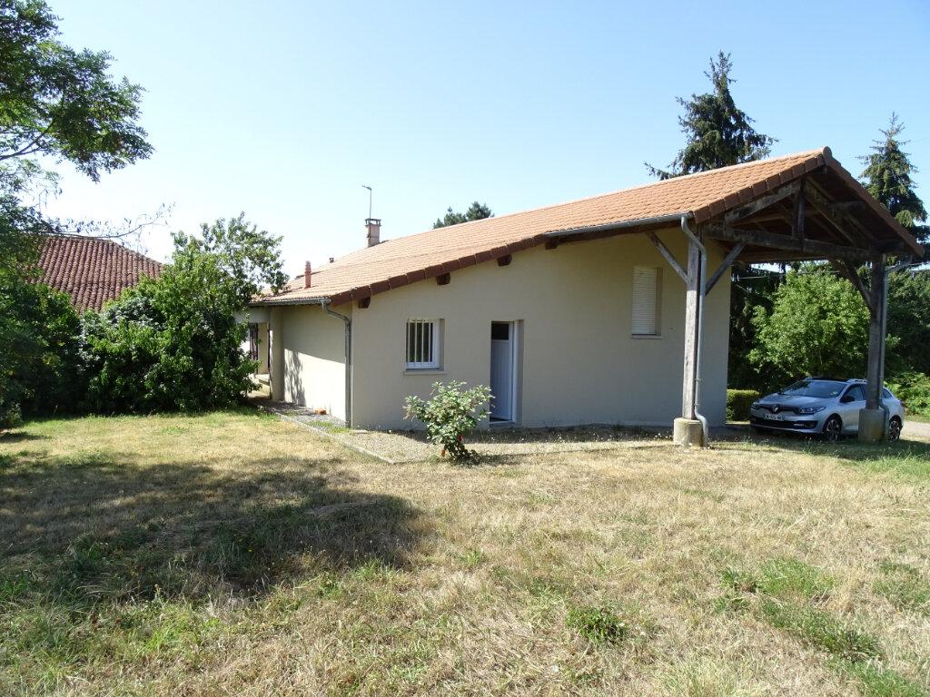 Maison à vendre 4 70m2 à Brigueuil vignette-2