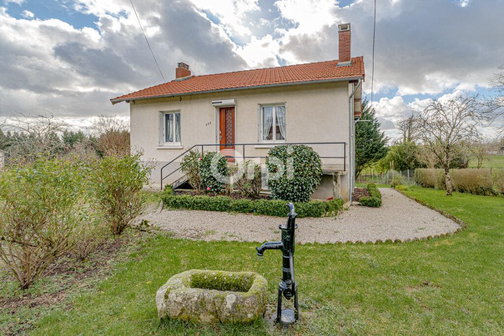 Maison à vendre 4 80m2 à Saint-Junien vignette-1