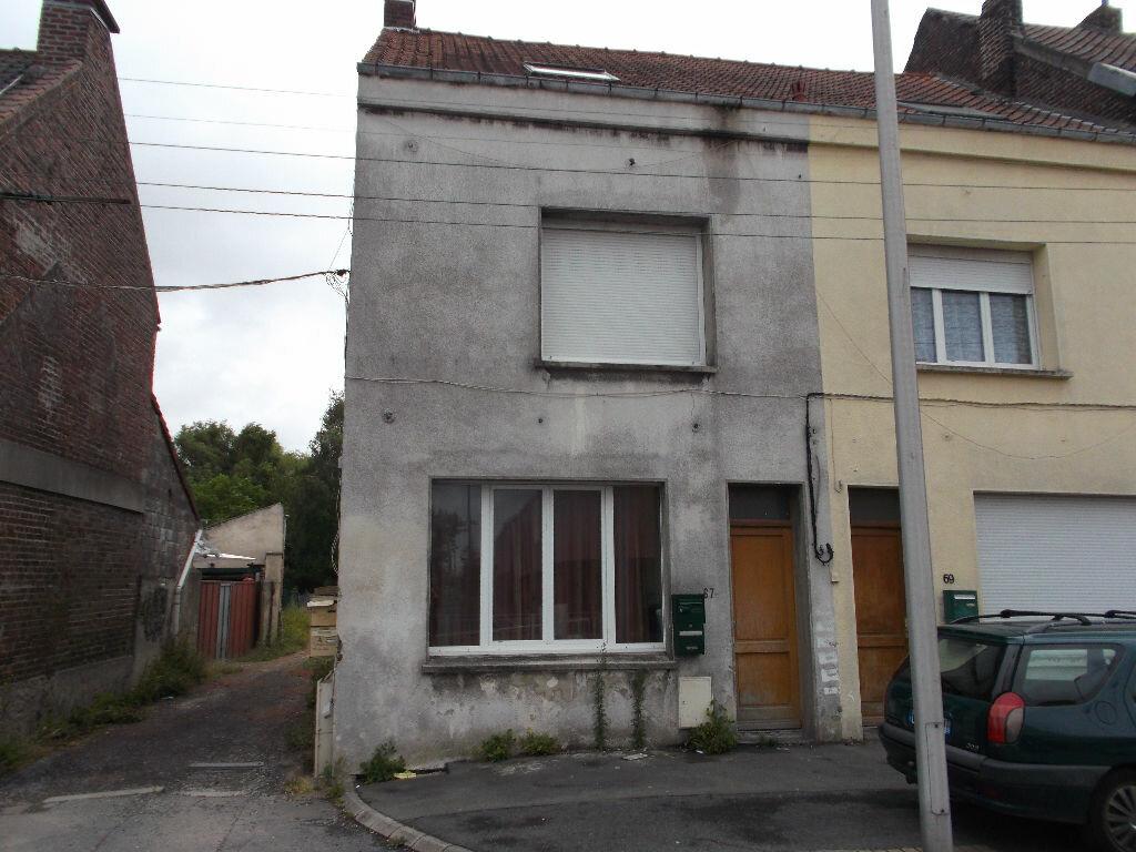 Immeuble à vendre 0 0m2 à Somain vignette-1
