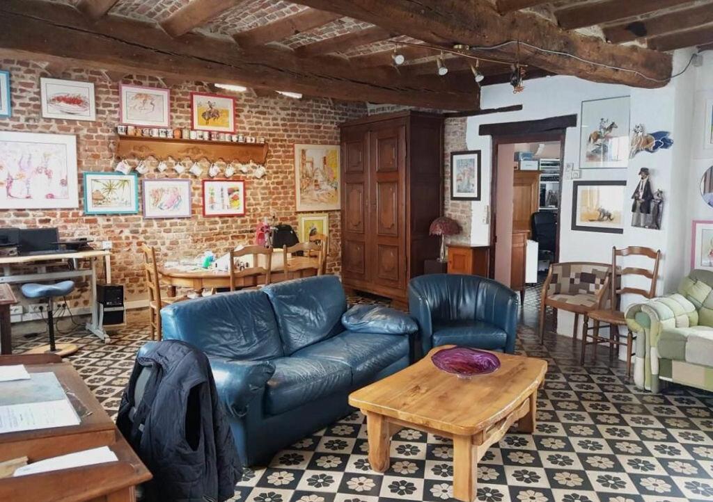 Maison à vendre 6 137.51m2 à Hasnon vignette-3