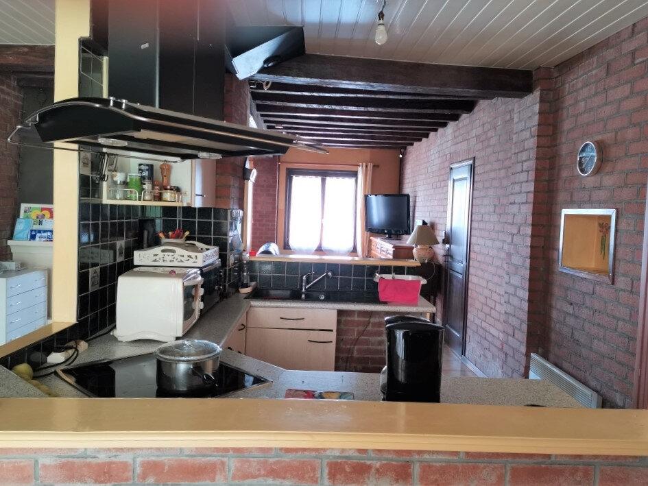 Maison à vendre 5 135.95m2 à Beuvry-la-Forêt vignette-4