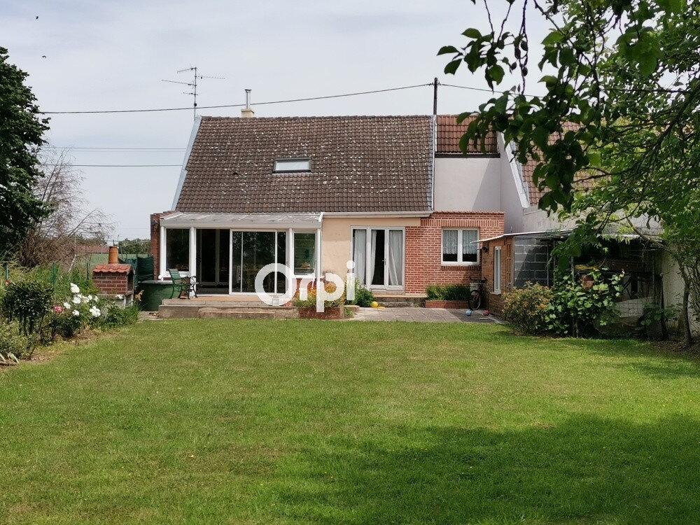 Maison à vendre 5 135.95m2 à Beuvry-la-Forêt vignette-5