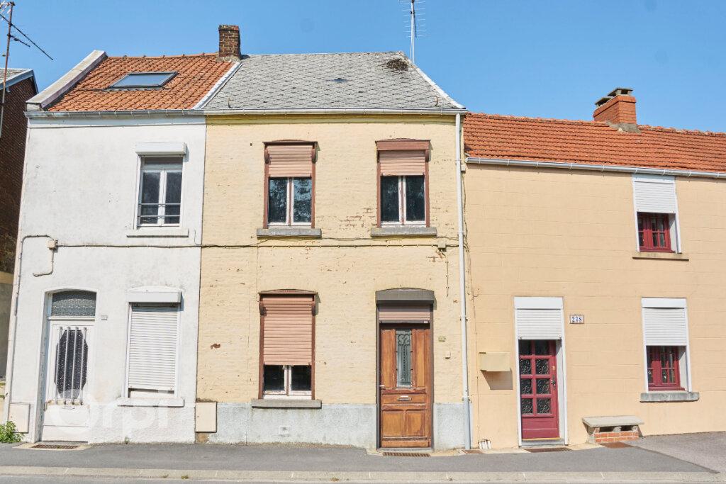 Maison à vendre 4 88m2 à Jeumont vignette-1