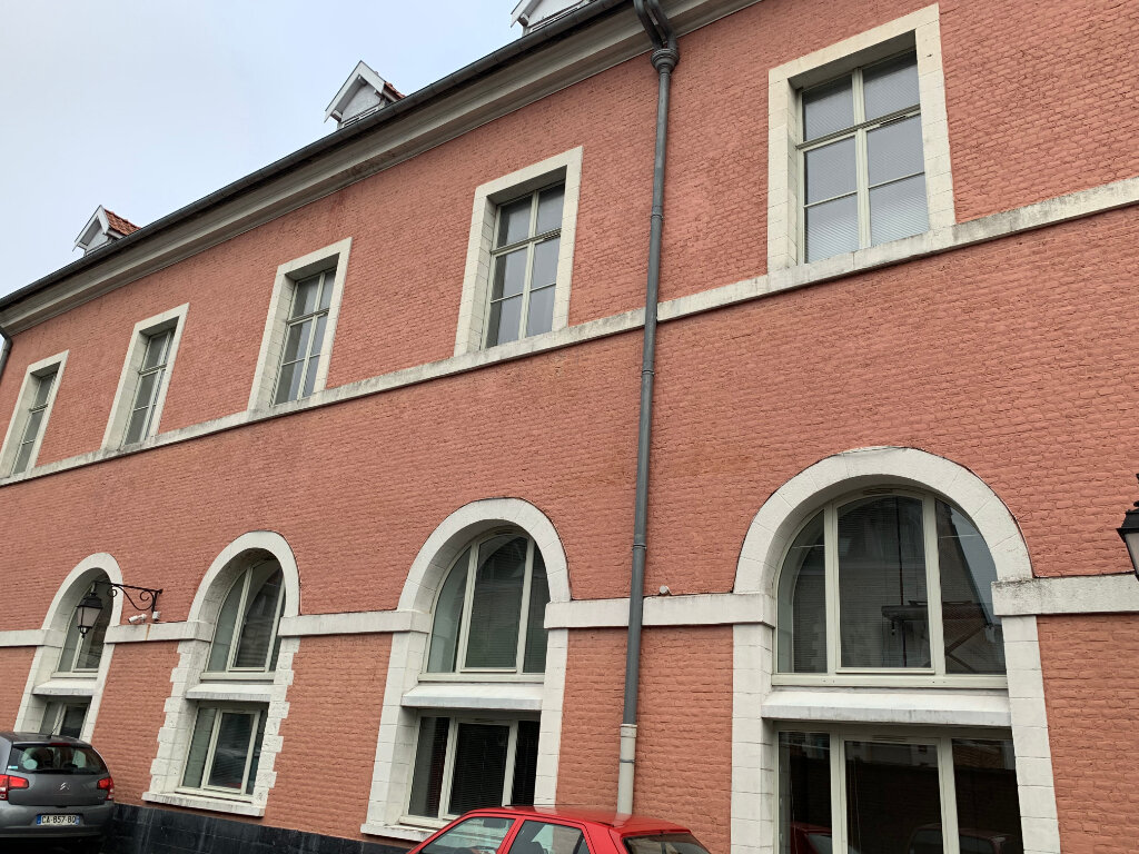 Appartement à louer 1 22m2 à Valenciennes vignette-2