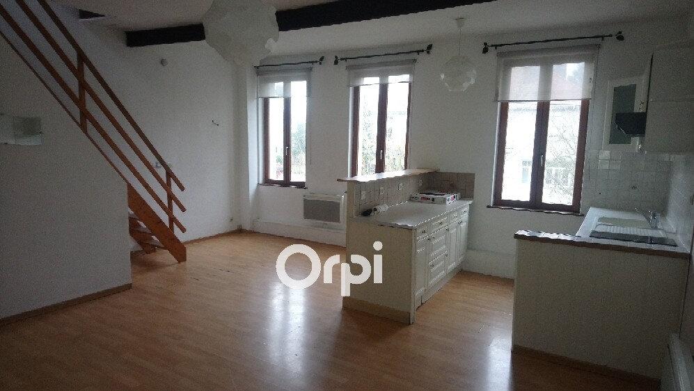 Appartement à louer 3 50m2 à Cambrai vignette-1