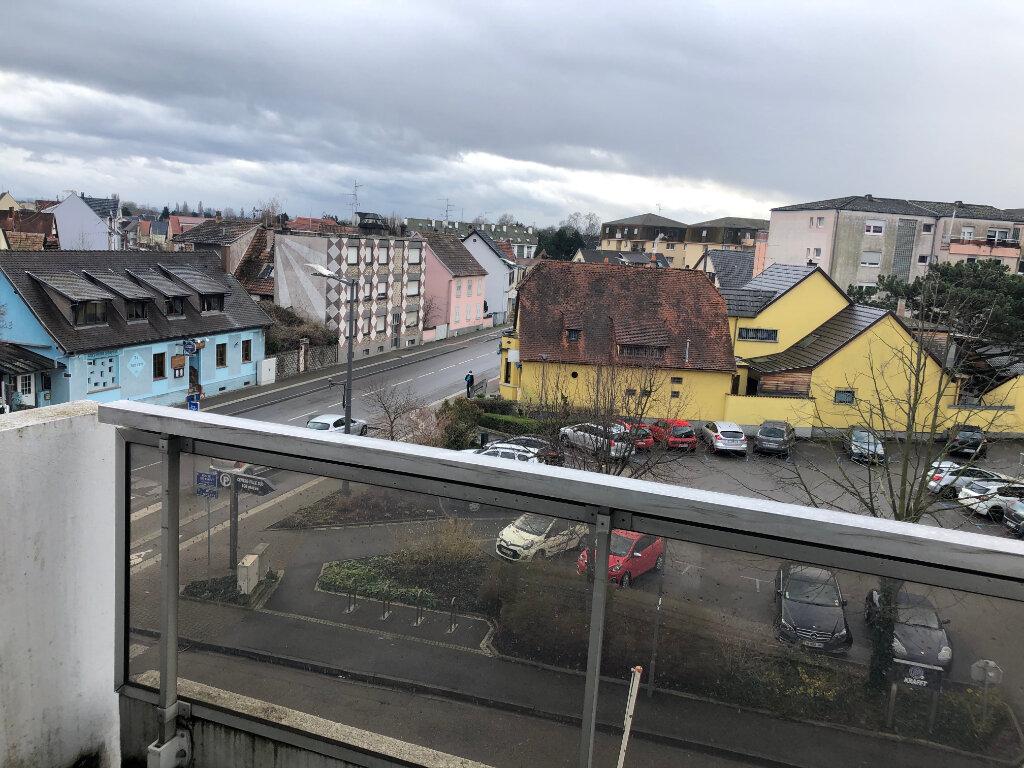 Appartement à louer 2 40.68m2 à Illkirch-Graffenstaden vignette-5