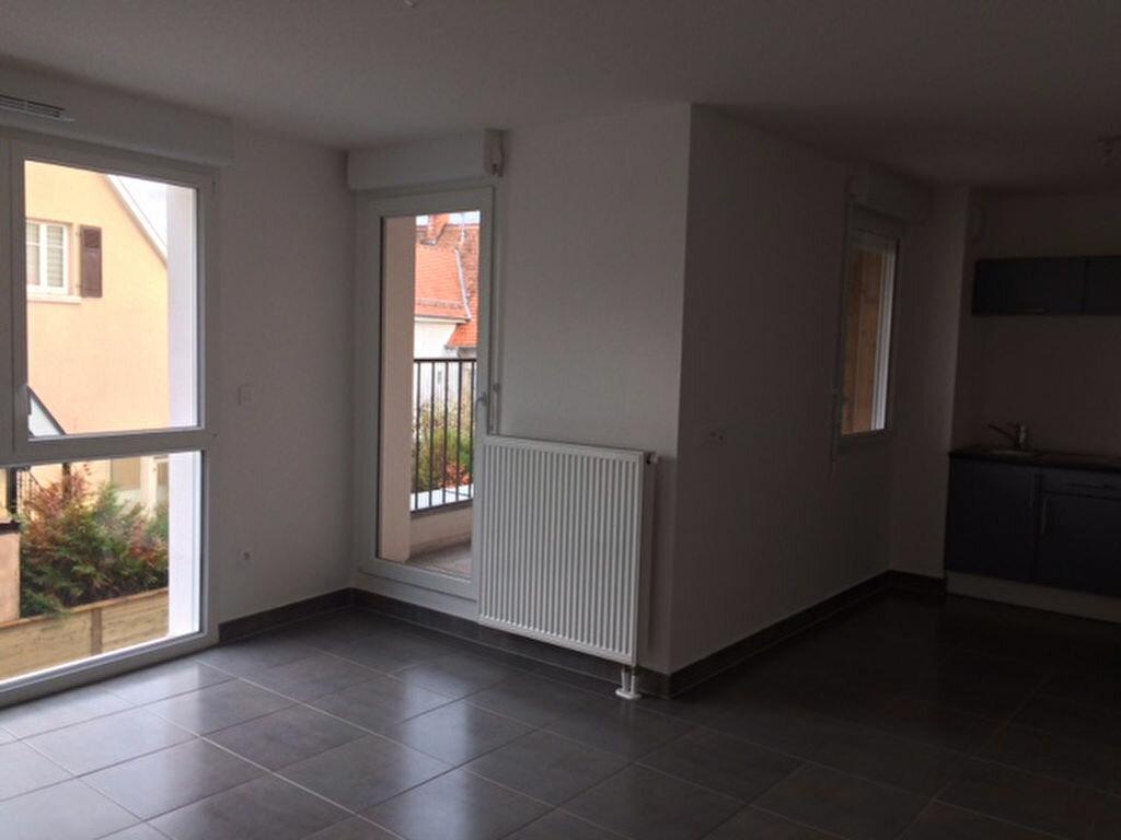 Appartement à louer 2 41.01m2 à Illkirch-Graffenstaden vignette-2