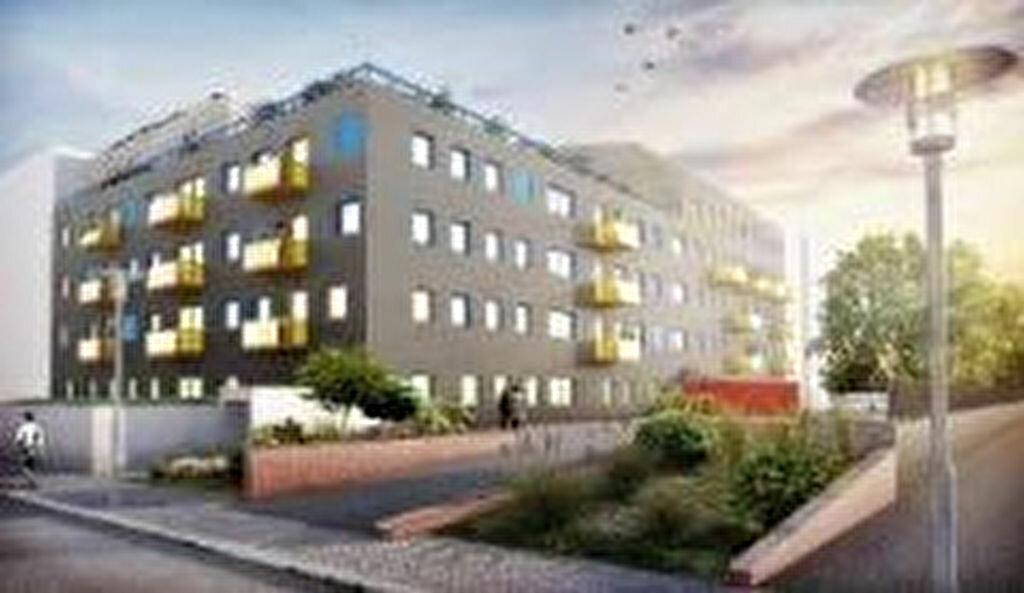 Appartement à louer 1 21.3m2 à Strasbourg vignette-1