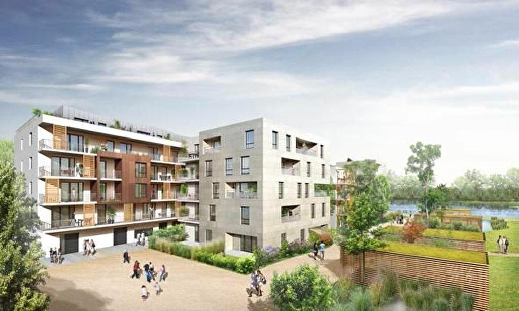 Appartement à louer 2 44.1m2 à Strasbourg vignette-1
