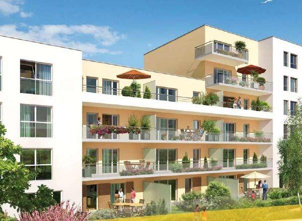 Appartement à louer 3 64.69m2 à Strasbourg vignette-10