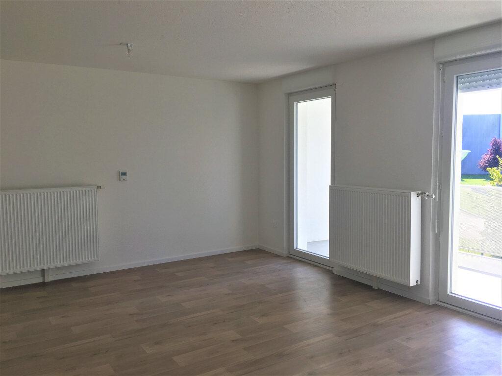 Appartement à louer 3 61.96m2 à Lingolsheim vignette-3