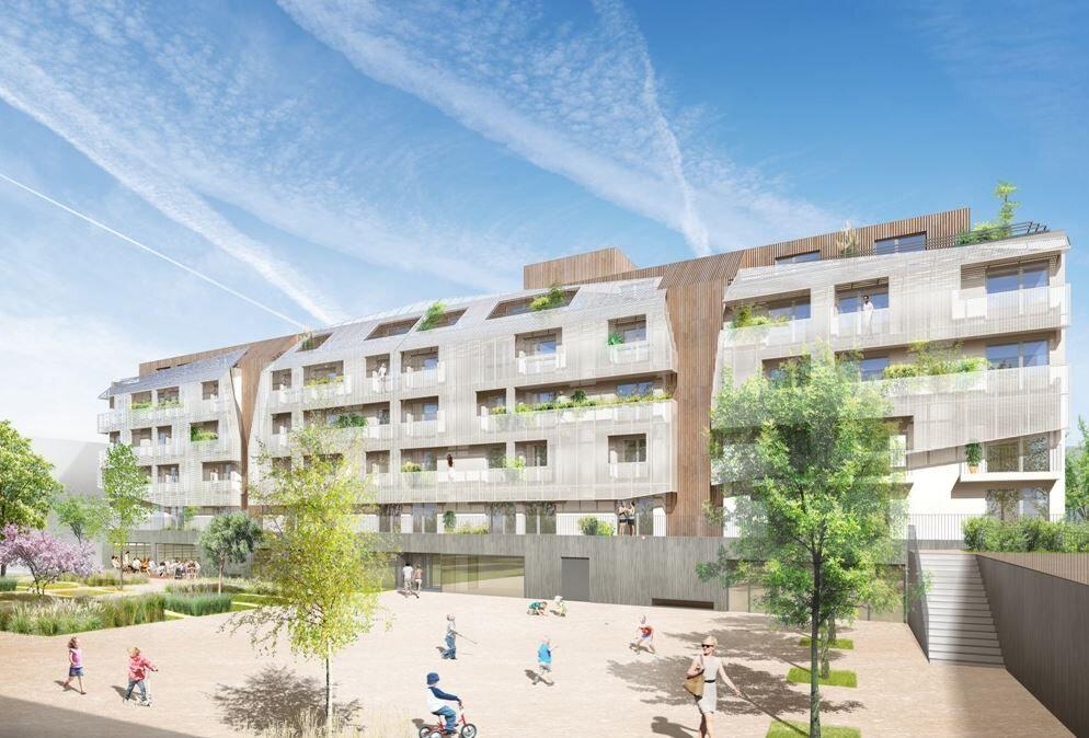 Appartement à louer 1 25.64m2 à Strasbourg vignette-1