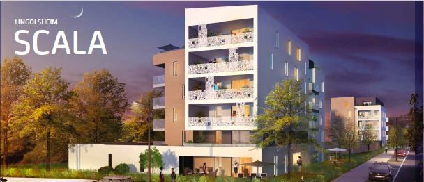 Appartement à louer 3 61.87m2 à Lingolsheim vignette-6