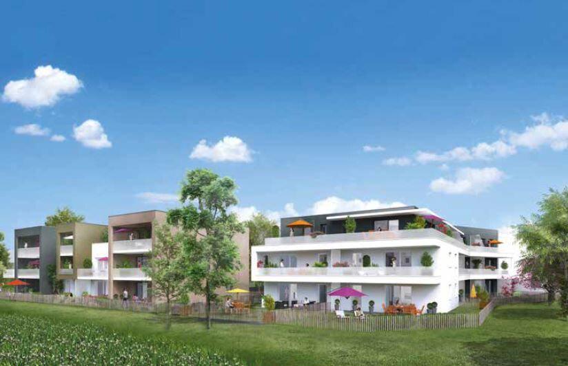 Appartement à louer 2 44m2 à Illkirch-Graffenstaden vignette-1
