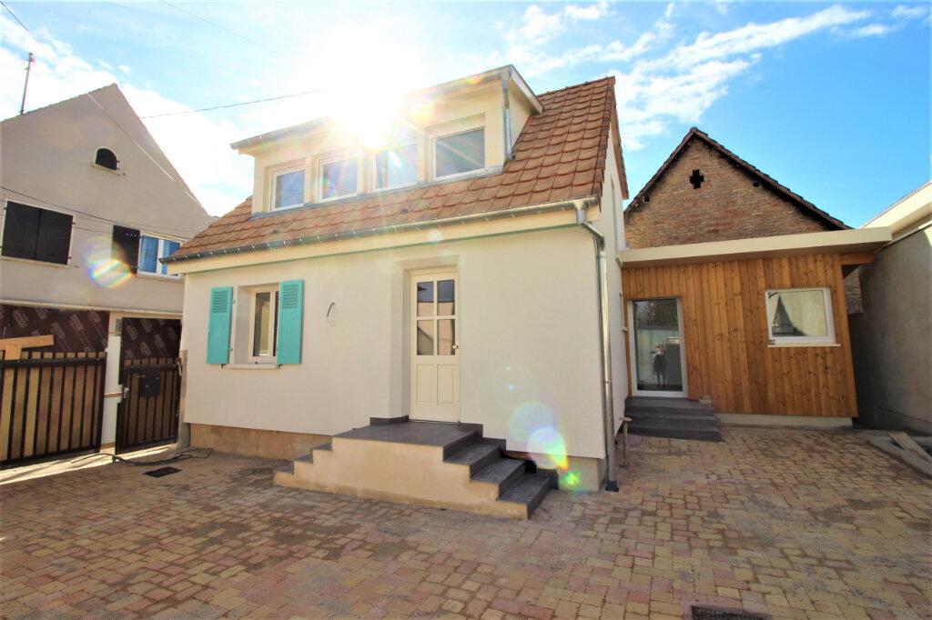 Maison à louer 2 70m2 à Illkirch-Graffenstaden vignette-1