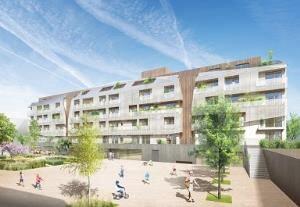 Appartement à louer 1 25.15m2 à Strasbourg vignette-1