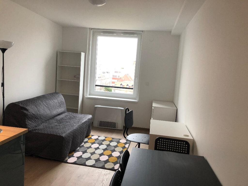 Appartement à louer 1 21.21m2 à Strasbourg vignette-1