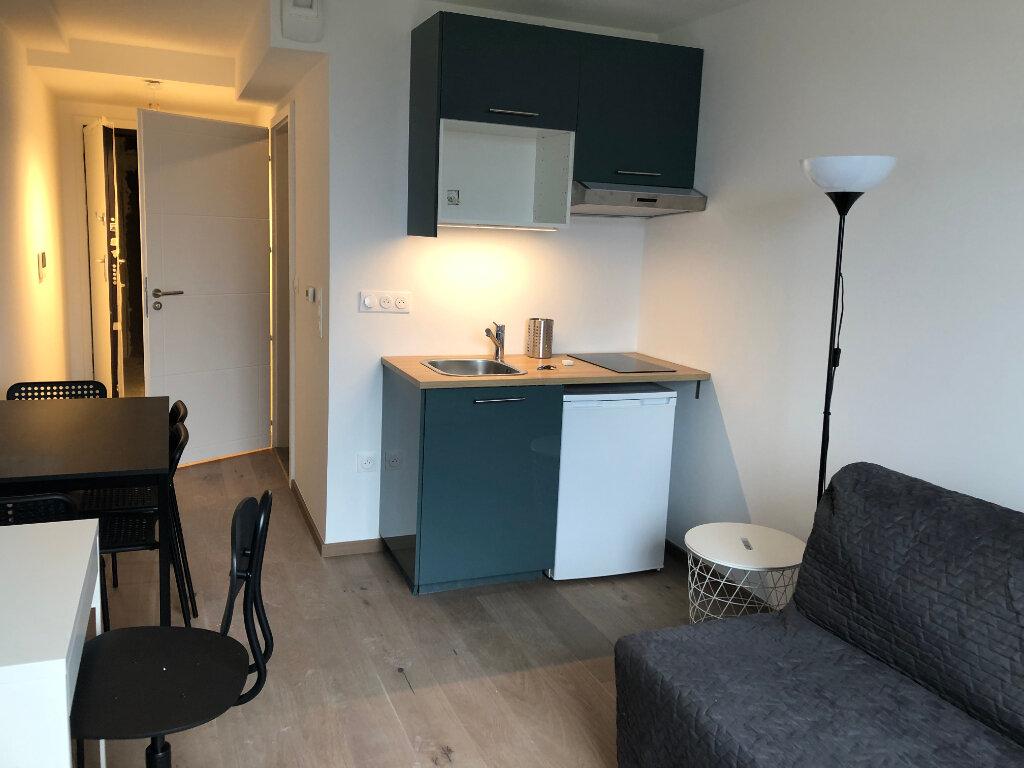 Appartement à louer 1 21.21m2 à Strasbourg vignette-2