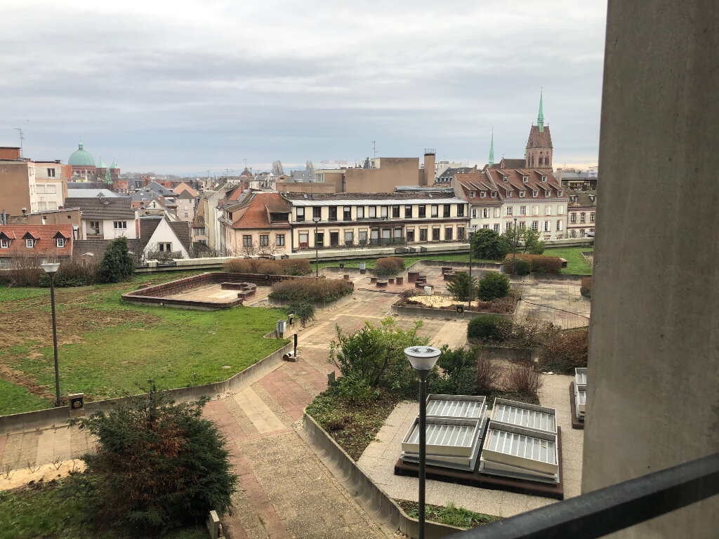 Appartement à louer 1 21.21m2 à Strasbourg vignette-4