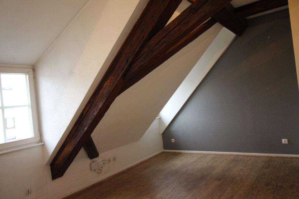 Appartement à louer 2 31m2 à Strasbourg vignette-3
