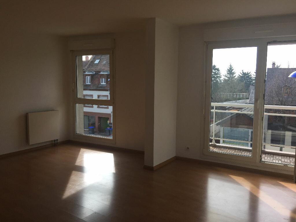 Appartement à louer 3 80m2 à Strasbourg vignette-2
