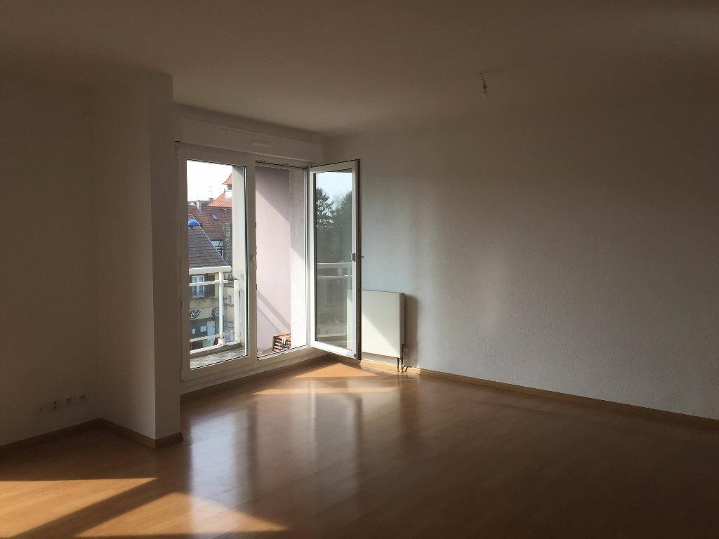 Appartement à louer 3 80m2 à Strasbourg vignette-6