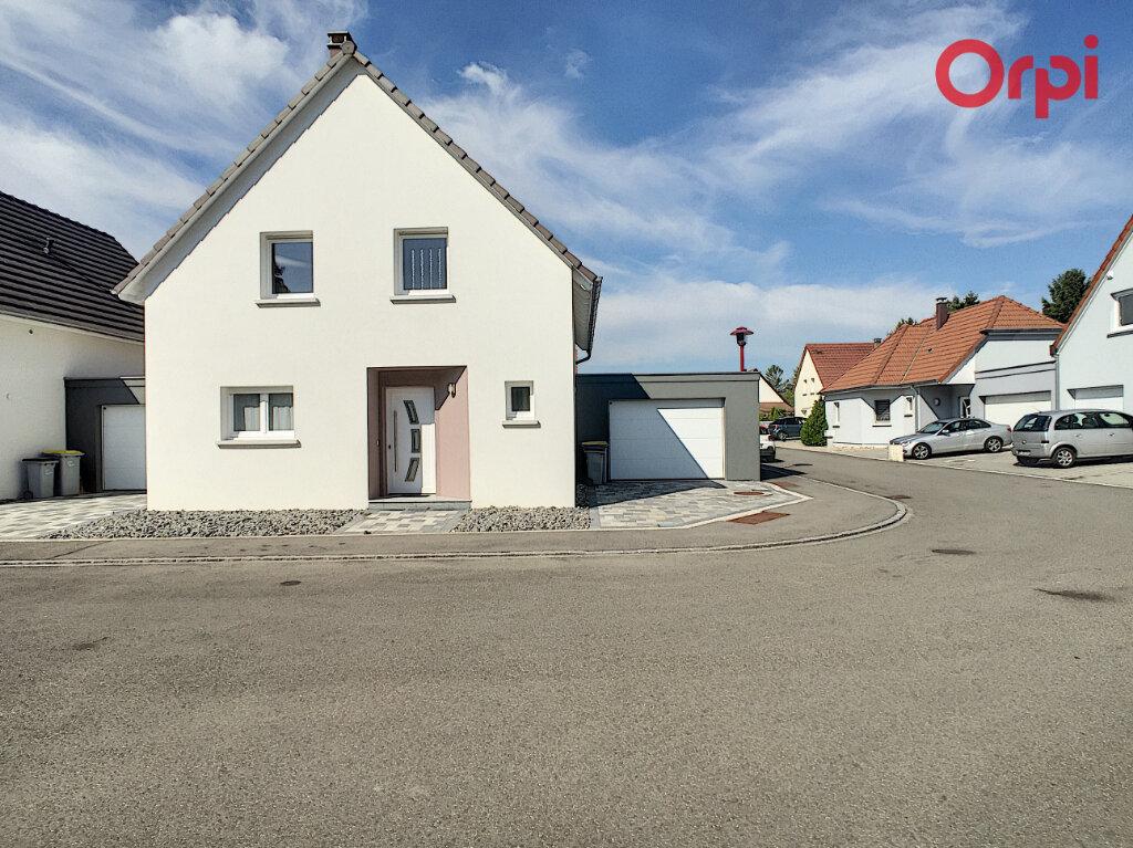 Maison à louer 4 115m2 à Boofzheim vignette-13