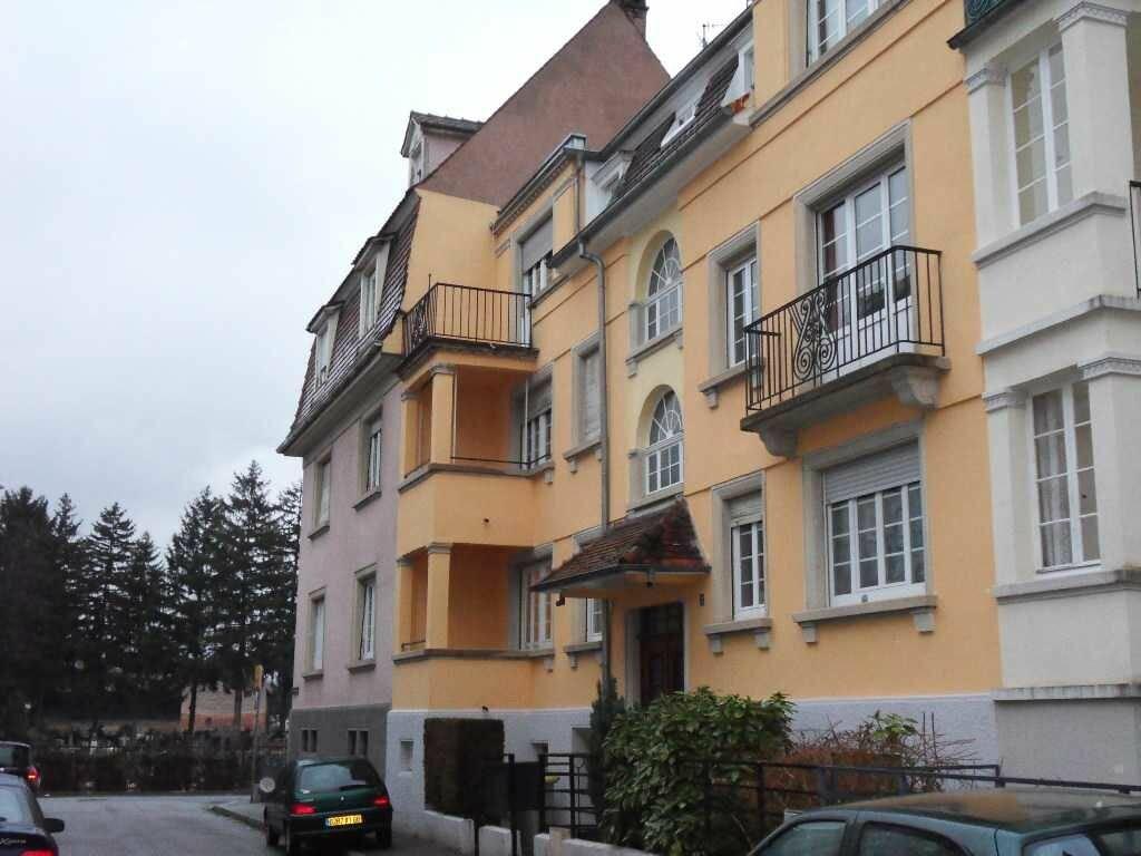 Appartement à louer 2 56.29m2 à Strasbourg vignette-4