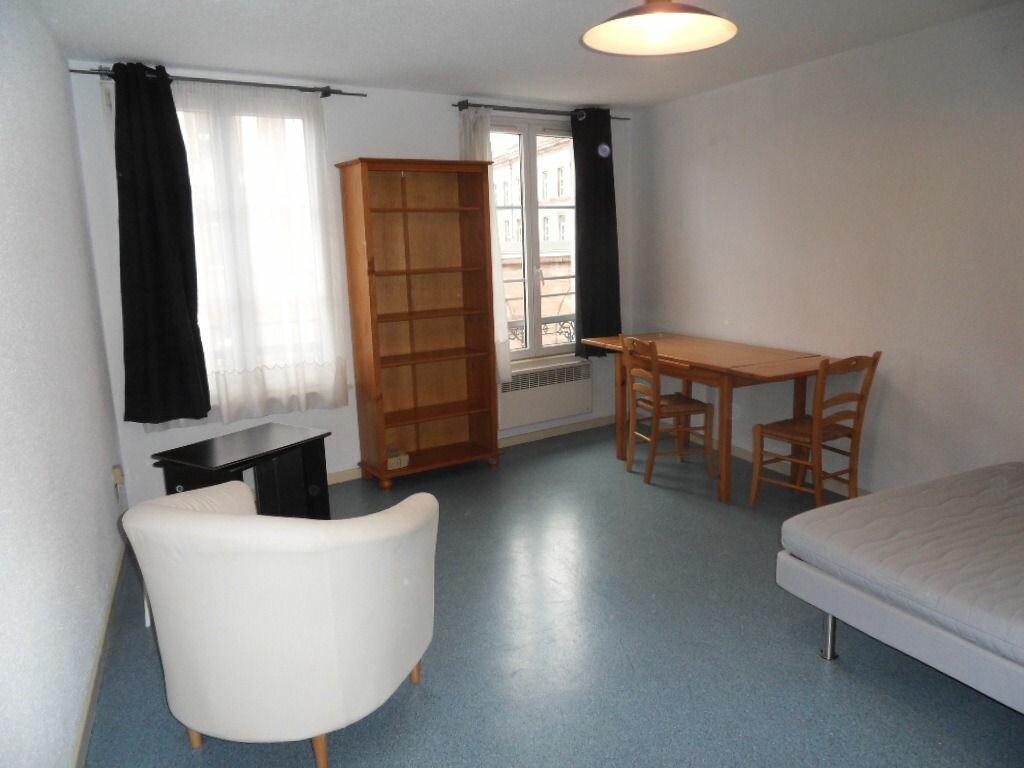 Appartement à louer 1 28.32m2 à Strasbourg vignette-1