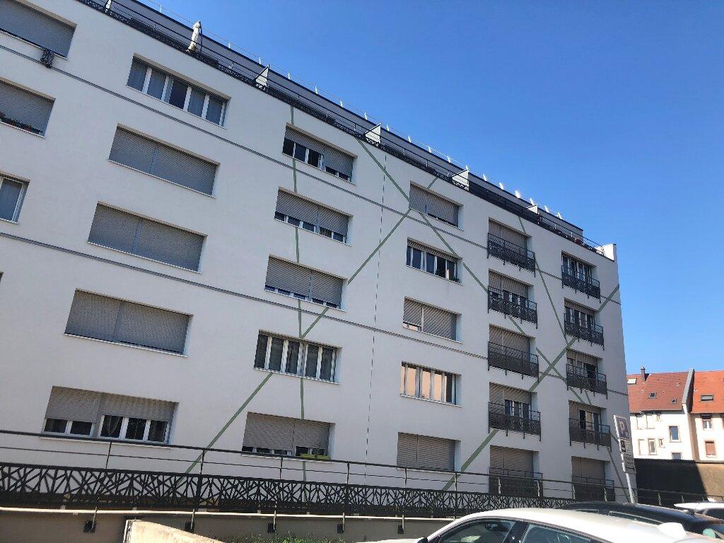 Appartement à louer 1 33m2 à Strasbourg vignette-8