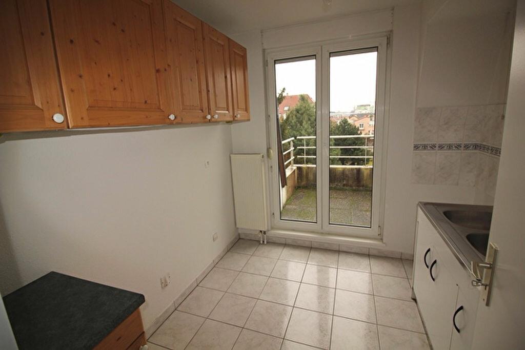 Appartement à louer 2 40m2 à Strasbourg vignette-4