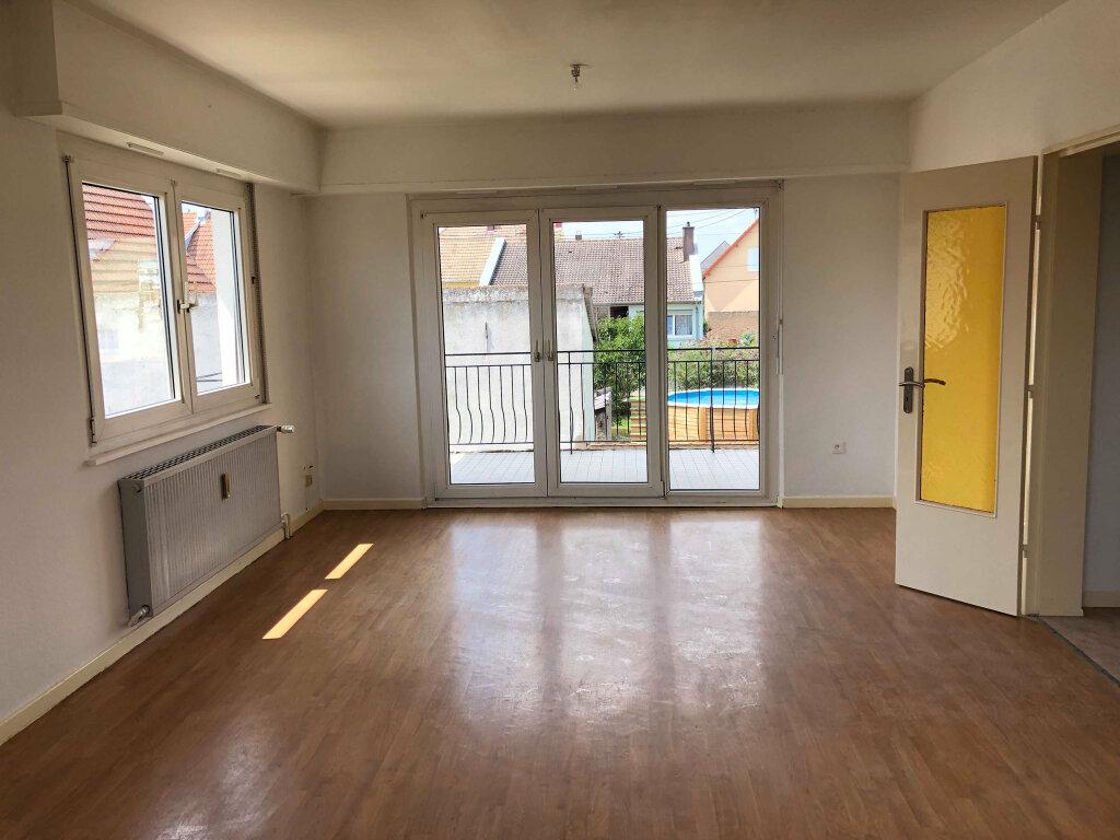 Appartement à louer 3 78m2 à Reichstett vignette-1