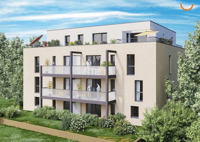 Appartement à louer 3 61m2 à Souffelweyersheim vignette-1