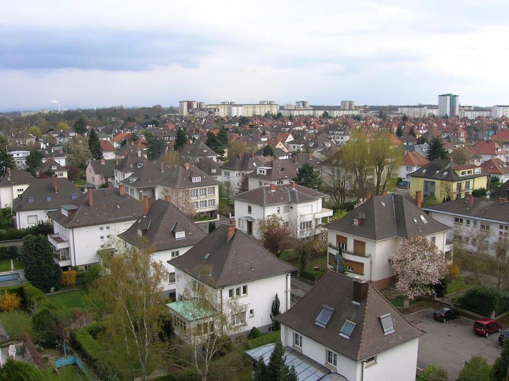 Appartement à louer 3 64m2 à Strasbourg vignette-6