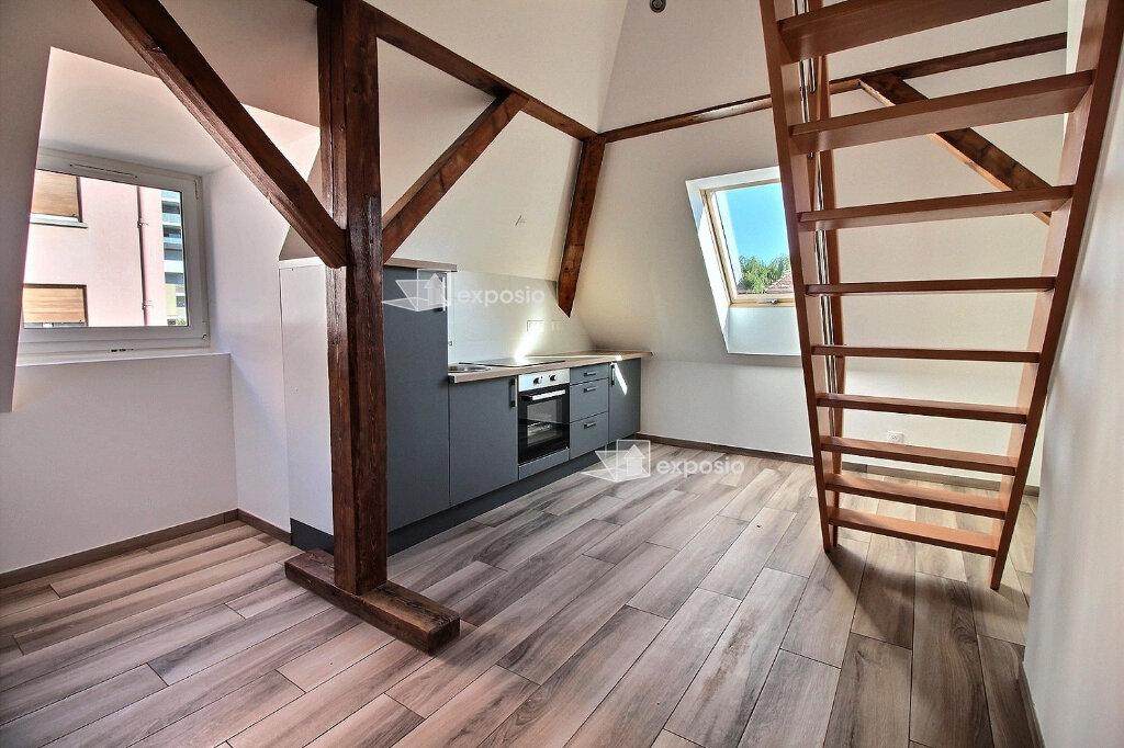 Appartement à louer 2 41.65m2 à Strasbourg vignette-1