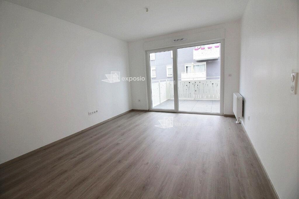 Appartement à louer 2 43.54m2 à Strasbourg vignette-3
