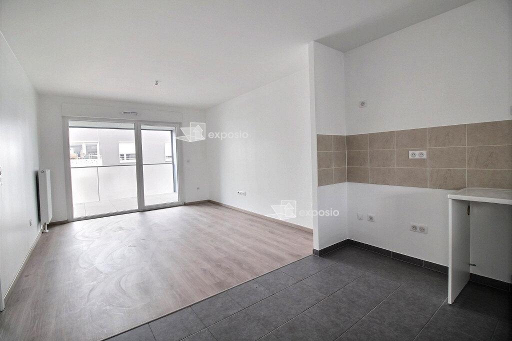 Appartement à louer 2 43.54m2 à Strasbourg vignette-1